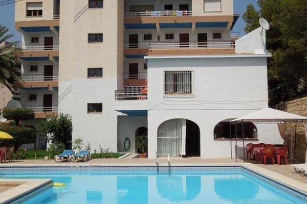 Apartamentos Mirador 2 - фото 23