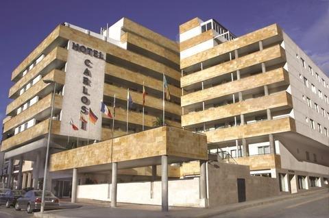 Hotel Carlos l - фото 22