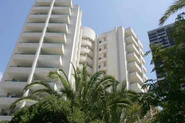 Torres Gardens - Fincas Benidorm - фото 17