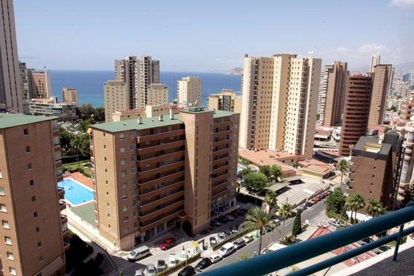 Torres Gardens - Fincas Benidorm - фото 21