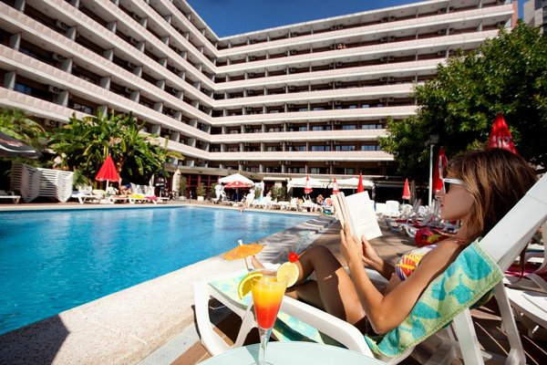Hotel Benilux Park - фото 50