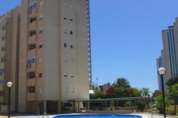 Apartamentos Finestrat I-II - фото 20