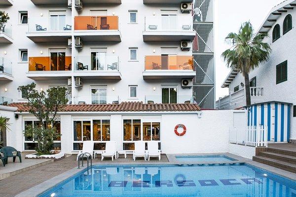 Hotel Bersoca - фото 22