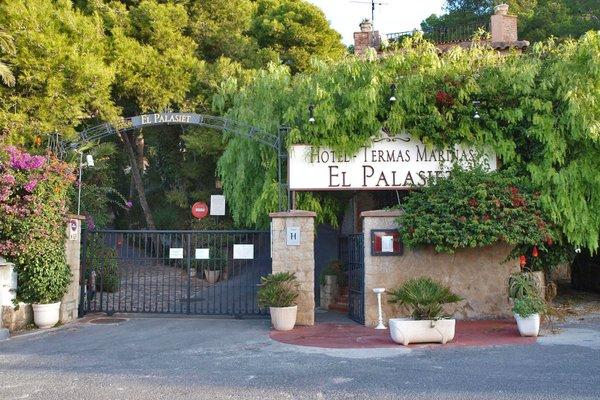Гостиница «Termas Marinas El Palasiet», Беникасим