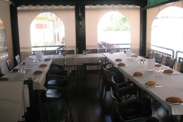 Hostal Restaurante la Trucha - фото 13