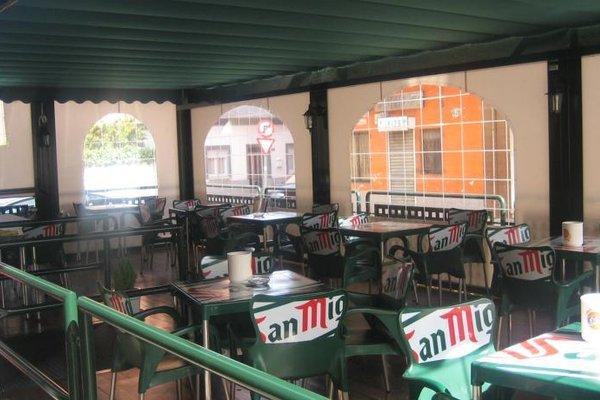 Hostal Restaurante la Trucha - фото 15