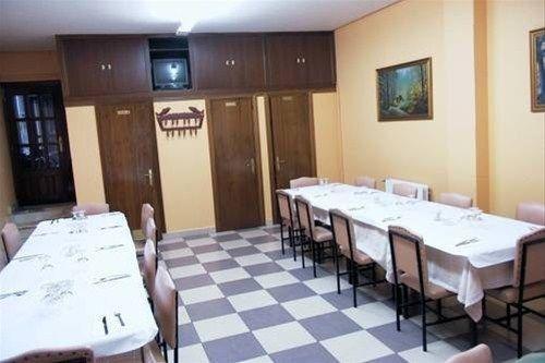 Hostal Restaurante la Trucha - фото 16
