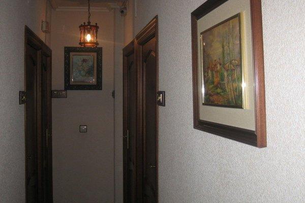Hostal Restaurante la Trucha - фото 18