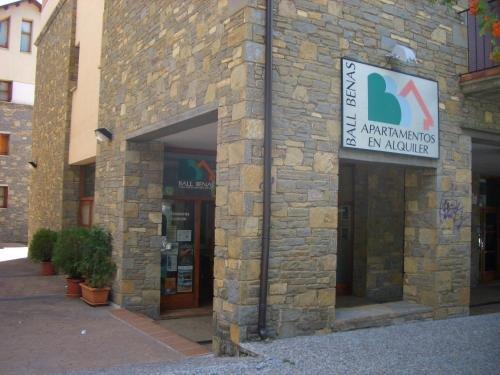 Apartamentos Ball Benas Benasque - фото 2