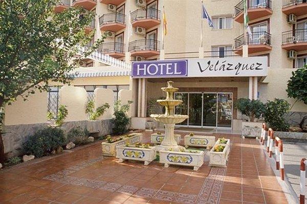 Гостиница «Velazquez», Бенальмадена
