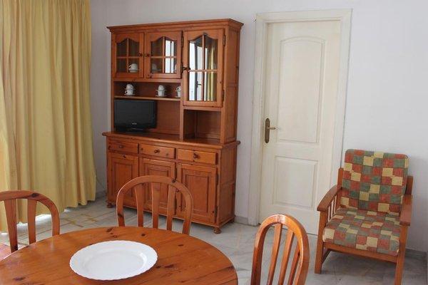 Apartamentos Jardines del Gamonal - фото 14