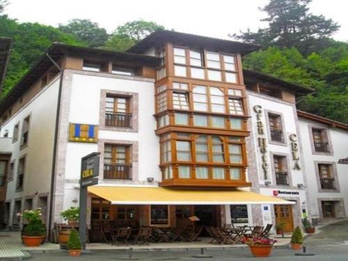 Gran Hotel Rural Cela - фото 23