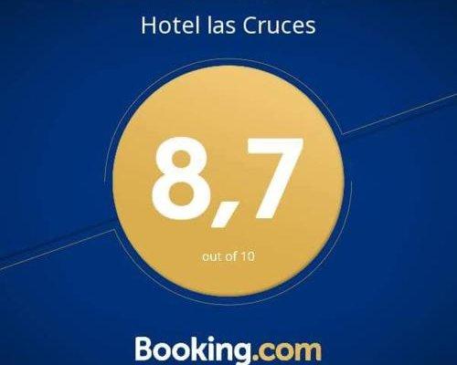 Hotel las Cruces - фото 14
