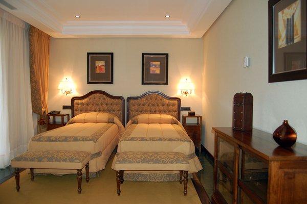 Гостиница «Hospederia Real De Bejar», Бехар