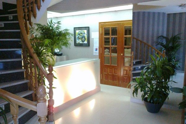 Hotel Anabel Baza - фото 16