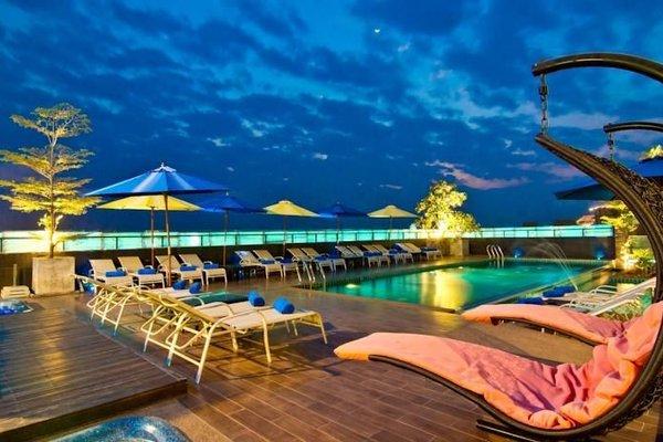 Rashmi's Plaza Hotel Vientiane - фото 19