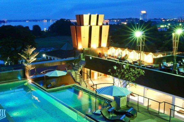 Rashmi's Plaza Hotel Vientiane - фото 20