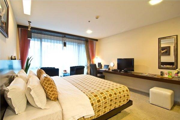 Rashmi's Plaza Hotel Vientiane - фото 4