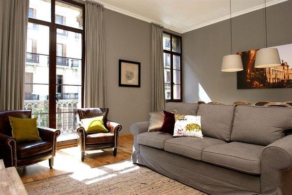 Paseo de Gracia Apartments - фото 8