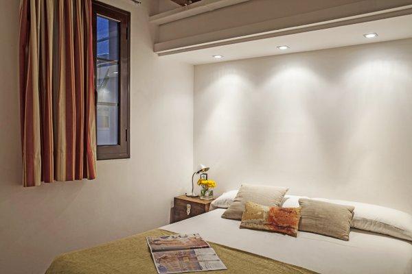 AinB Las Ramblas-Guardia Apartments - фото 8