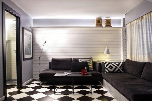 Hotel Gran Derby Suites - фото 4