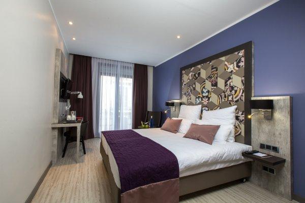 Leonardo Hotel Barcelona Las Ramblas - фото 4