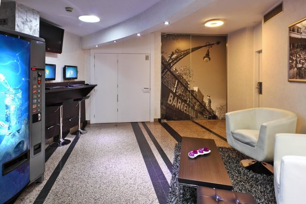 Hotel Nuevo Triunfo - фото 4