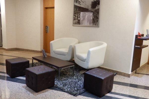 Hotel Nuevo Triunfo - фото 8