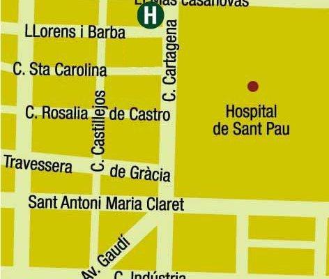 Hotel Aristol - Sagrada Familia - фото 18