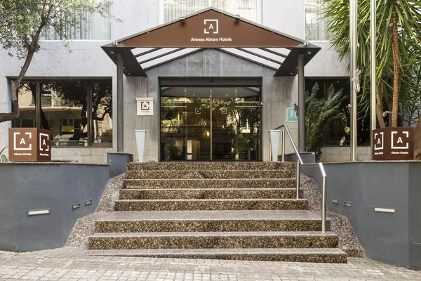 Arenas Atiram Hotels - фото 23