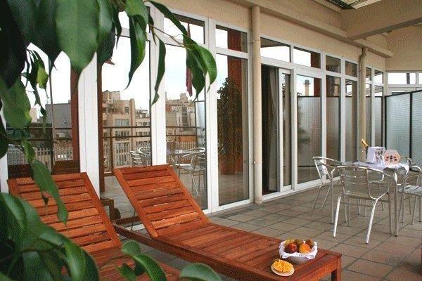 Barcelona Atiram Hotels - фото 17