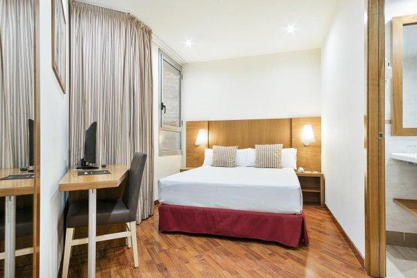 Отель Aranea Barcelona - фото 1