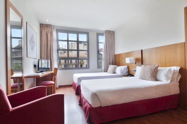Отель Aranea Barcelona - фото 2