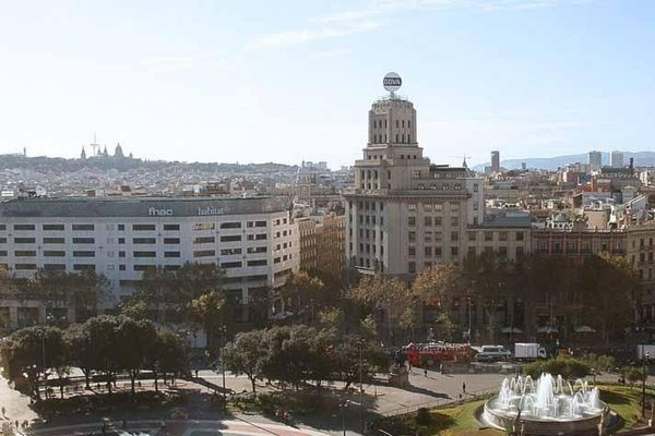 Hotel Internacional Ramblas Cool - фото 0