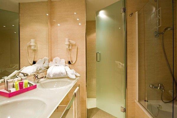 Zenit Borrell Отель - фото 10