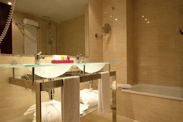Zenit Borrell Отель - фото 11
