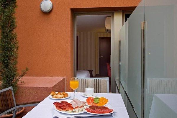 Zenit Borrell Отель - фото 12