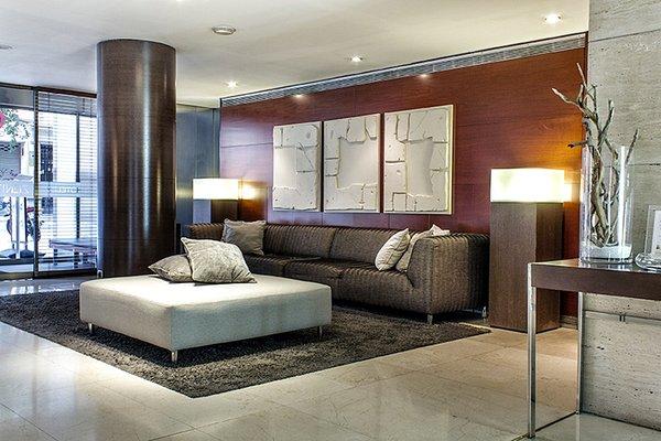 Zenit Borrell Отель - фото 2