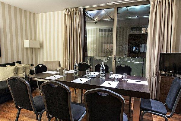 Zenit Borrell Отель - фото 20