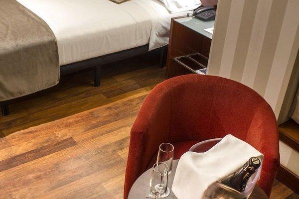Zenit Borrell Отель - фото 4