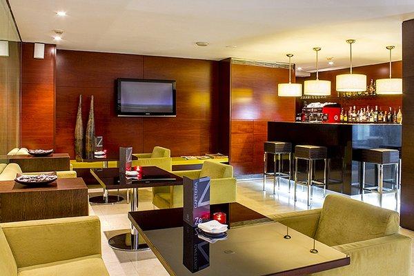 Zenit Borrell Отель - фото 5