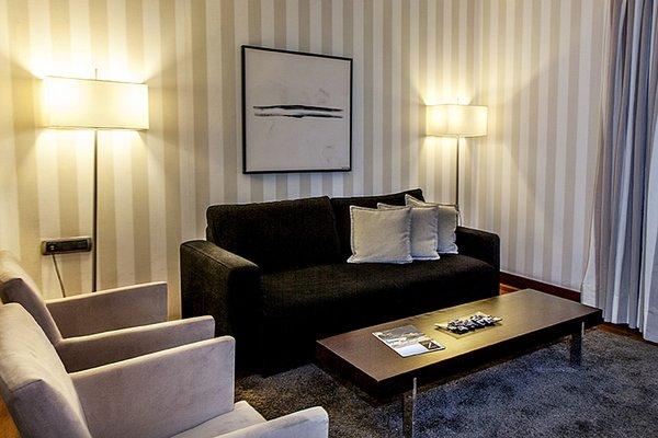 Zenit Borrell Отель - фото 6