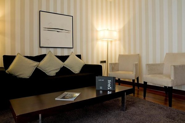 Zenit Borrell Отель - фото 8