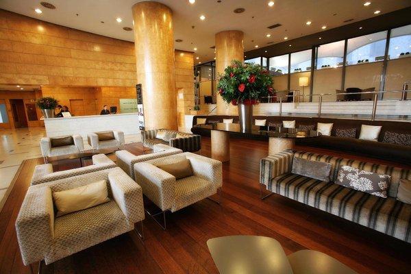 Отель Catalonia Barcelona Plaza - фото 11