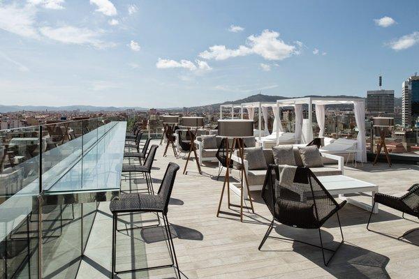 Отель Catalonia Barcelona Plaza - фото 17