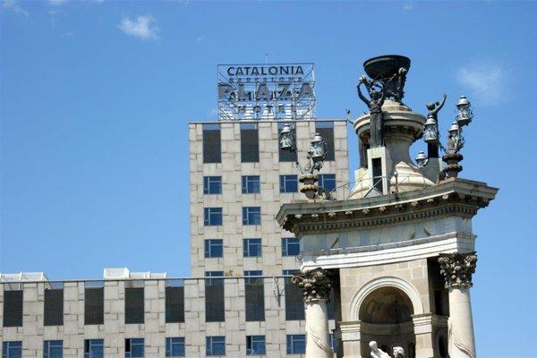 Отель Catalonia Barcelona Plaza - фото 21