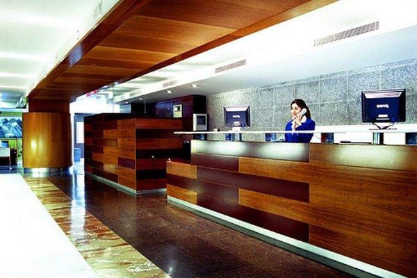 Отель Catalonia Sagrada Familia - фото 14