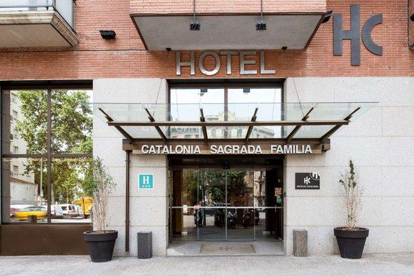 Отель Catalonia Sagrada Familia - фото 21