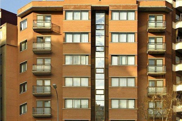 Отель Catalonia Sagrada Familia - фото 23