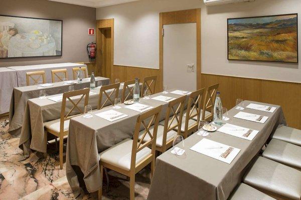 Отель Catalonia Castellnou - фото 18